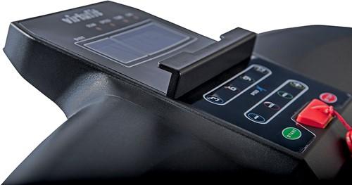 VirtuFit TR-50i loopband tablethouder detail