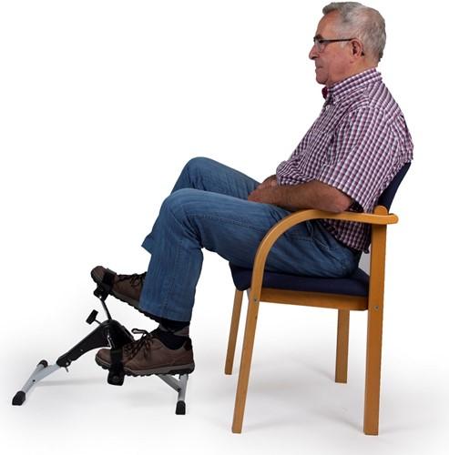 VirtuFit V2 opklapbare stoelfiets gebruik 2