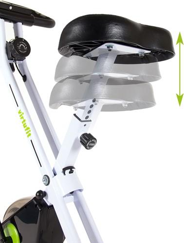 Virtufit-folding-bike-zadel-verstelbaar