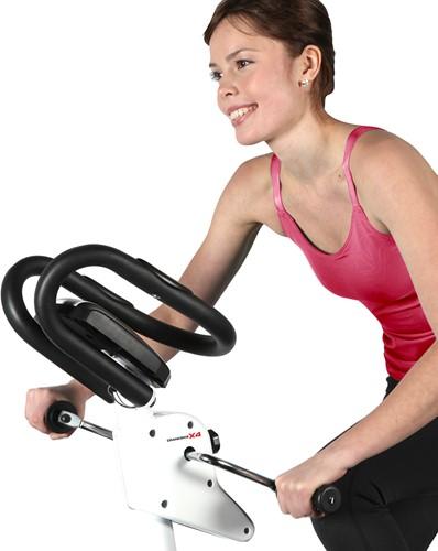 Gymstick Hometrainer & Mini-bike in 1-2