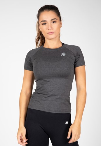 Gorilla Wear Aspen T-Shirt - Donkergrijs