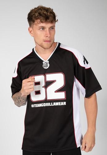 Gorilla Wear Jersey 2.0 - Zwart/Wit