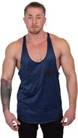 Gorilla Wear Austin Tank Top - Navy-2