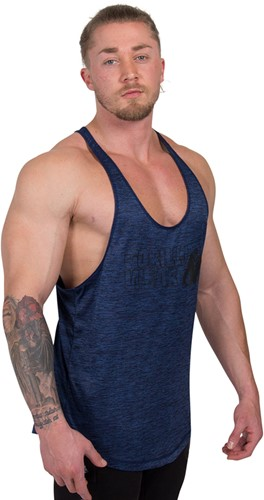 Gorilla Wear Austin Tank Top - Navy