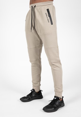 Gorilla Wear Newark Trainingsbroek - Beige