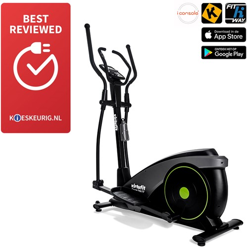 VirtuFit iConsole Total Fit Ergometer Crosstrainer