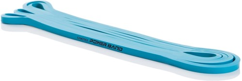 Gymstick Power Band - Met Online Trainingsvideo's - Extra Licht