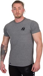Gorilla Wear Bodega T-Shirt - Gray - S