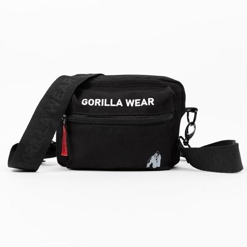 Gorilla Wear Crossbody Tas - Zwart