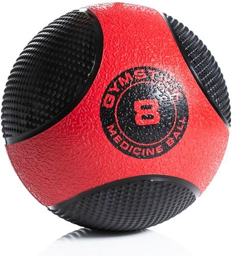 Gymstick Medicijnbal - Met trainingsvideo's - 8 kg
