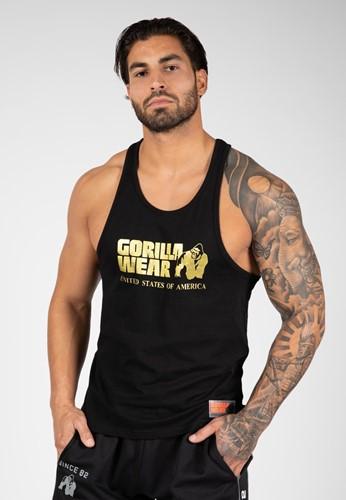 Gorilla Wear Classic Tank Top - Goud - S