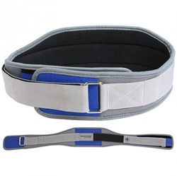 Harbinger Competition CoreFlex Belt Gray/Blue - L