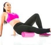 Gymstick Emotion Foam Roller - Met Trainingsvideo's-3