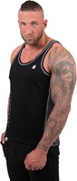 Gorilla Wear Dunellen Tank Top Black/Grey-3