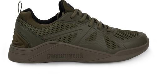 Gorilla Wear Gym Hybrids Sportschoenen - Groen/Groen