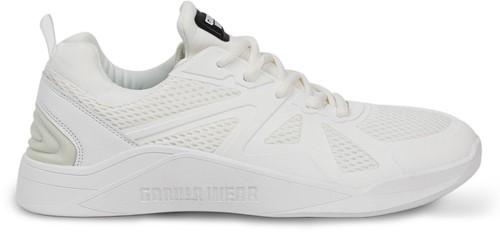 Gorilla Wear Gym Hybrids Sportschoenen - Wit/Wit