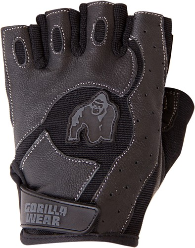 Gorilla Wear Mitchell Training Gloves - Zwart