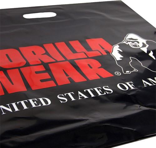 Gorilla Wear Shopping Bag - 100 stuks