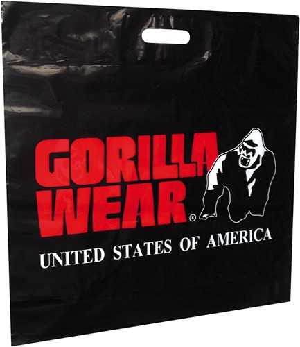 Gorilla Wear Shopping Bag - 100 stuks