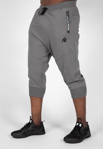 Gorilla Wear Knoxville 3/4 Joggingbroek - Grijs