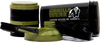 Gorilla Wear Shaker 2 GO - Black/Army Green-3