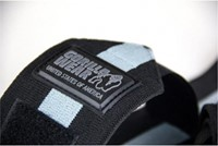 Gorilla Wear Wrist Wraps Ultra - Zwart/Grijs-3