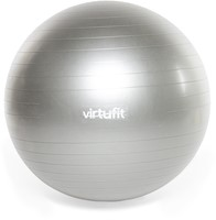 VirtuFit Anti-Burst Fitnessbal Pro - Gymbal - Swiss Ball - met Pomp - Grijs - 85 cm -2