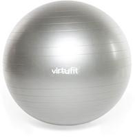 VirtuFit Anti-Burst Fitnessbal Pro - Gymbal - Swiss Ball - met Pomp - Grijs - 75 cm -2
