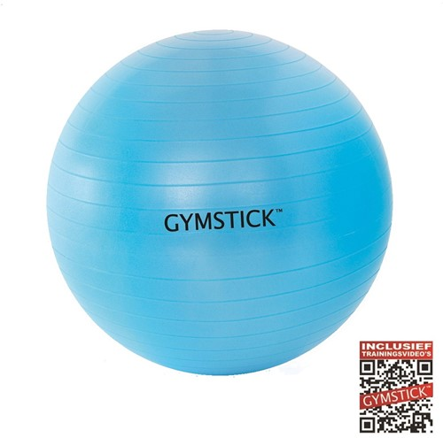 Gymstick Active Fitnessbal - 65 cm - Met Online Trainingsvideo's