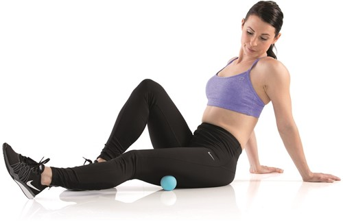 Gymstick Active myofascia massage bal - Met Online Trainingsvideo's-2