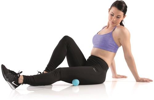 Gymstick Active myofascia massage bal - Met Online Trainingsvideo