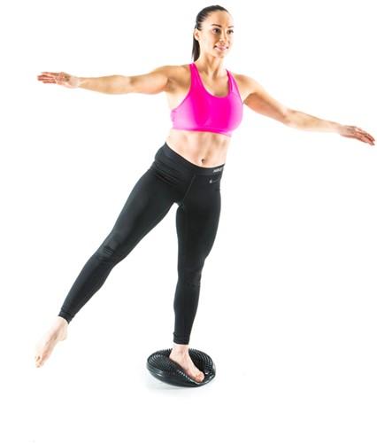 Gymstick balanskussen/wiebelkussen - Met Online Trainingsvideo's-2