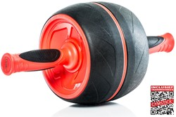 Gymstick Jumbo Ab Roller - Met Trainingsvideos