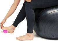 Gymstick Emotion MyoFascia Massage Bal - Pink - Met Online Trainingsvideo