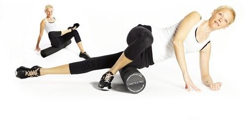 Gymstick Pro Foam Roller Met Trainingsvideo - 90 cm-2