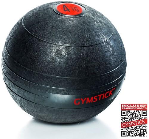 Gymstick Slam Ball - Met Trainingsvideo's