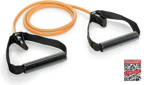 Gymstick weerstandkabels met handvaten - Light - Met Trainingsvideo