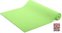 Gymstick Yoga Mat Met Online Trainingsvideo's - Lime
