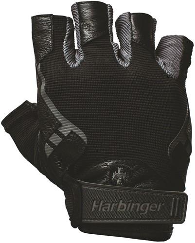 Harbinger Pro Fitness Handschoenen - Black-3