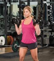 Harbinger Womens Power StretchBack Fitness Handschoenen-3