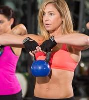 Harbinger Womens Power StretchBack Fitness Handschoenen-2