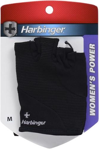 Harbinger Womens Power StretchBack Fitness Handschoenen - L-3