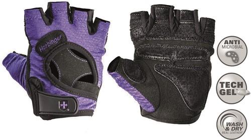 Harbinger Women's FlexFit Fitness Handschoenen - Paars