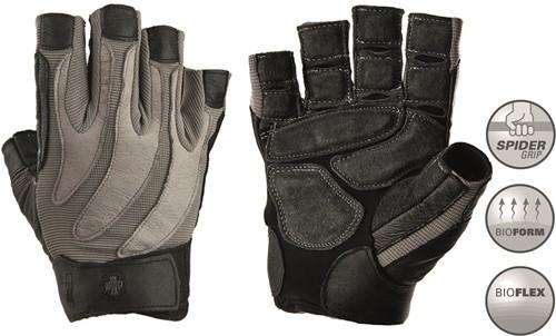 Harbinger Men's Bioform Fitness Handschoenen - Grijs