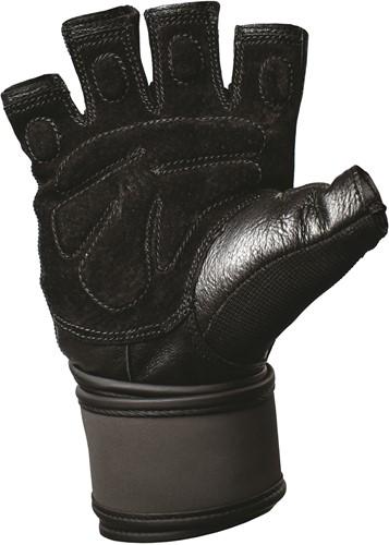 Harbinger Training Grip Gloves Black/Blue-2