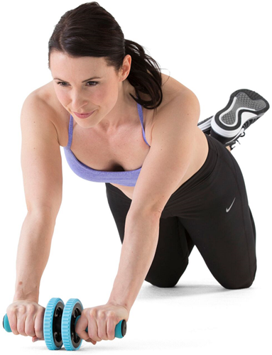 Gymstick Active Workout roller - Met Online Trainingsvideo