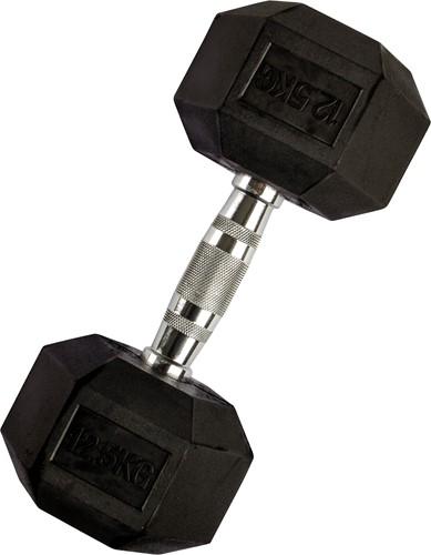 VirtuFit Hexa Dumbbell Pro - 12.5 kg - Per Stuk