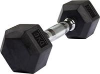 VirtuFit Hexa Dumbbell Pro - 3 kg - Per Stuk-2