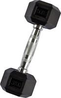 VirtuFit Hexa Dumbbell Pro - 3 kg - Per Stuk