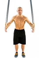 Gymstick Houten Crossfit Gymringen Inclusief Straps - Met Online Trainingsvideo's-2